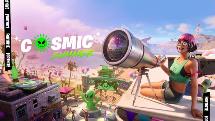 Here's how to complete the Converse with Sunny Week 3 legendary quest in Fortnite Season 7.