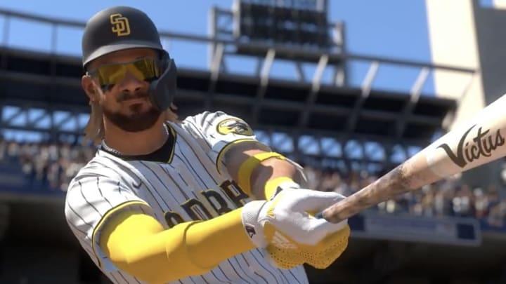 San Diego Padres Bunt