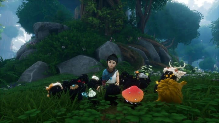 Kena: Bridge of Spirits: Forgotten Forest comes with a couple fun surprises including a bunch of collectibles.