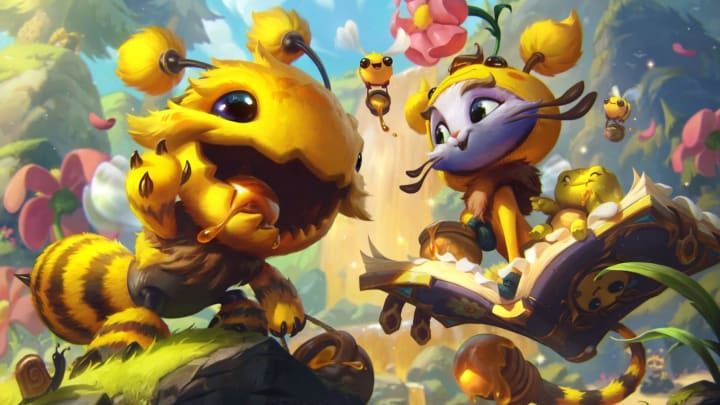 "Three new skins are heading to League of Legends according to Riot Games' latest ""P-Bee-E"" update tweet."