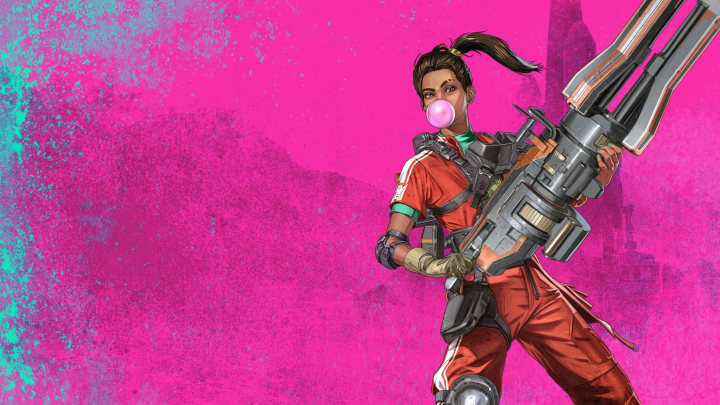 """Rampart may receive a """"spicy buff"""" in Apex Legends Season 10."""