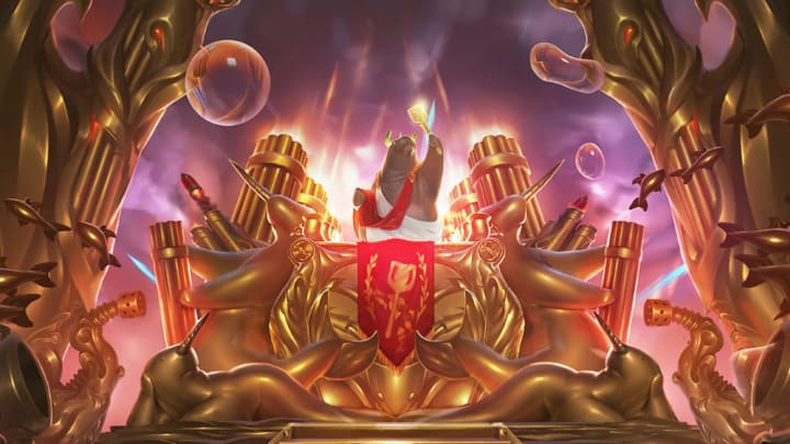Riot Games added multiple balance changes to URF in League of Legends Patch 10.10.