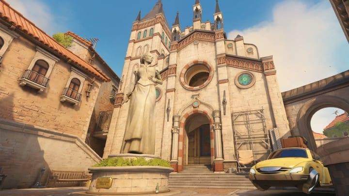 A new patch has dropped for Activision Blizzard's Overwatch, featuring a couple of bug fixes and a mysterious new map.