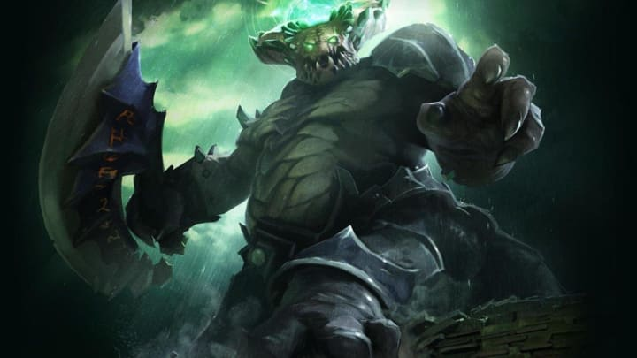 Dota 2 7.27c patch notes include a nerf for Underlord.