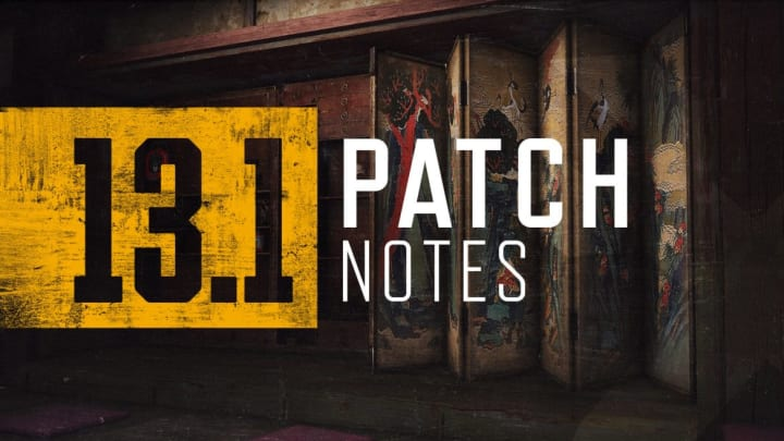 Krafton has released the 13.1 patch notes for PUBG: Battlegrounds, an update for console that includes lots of changes and improvements to Taego.
