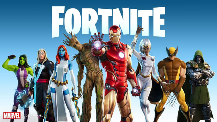 It seems like the Marvel x Fortnite crossover that dominated Chapter 2 Season 4 is going to bleed into Season 5 with new skins on the way.