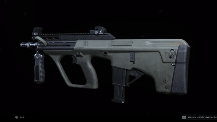 Warzone SMG Tier List May 2021