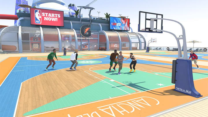 Cancha del Mar (Current Gen, Switch and PC only)