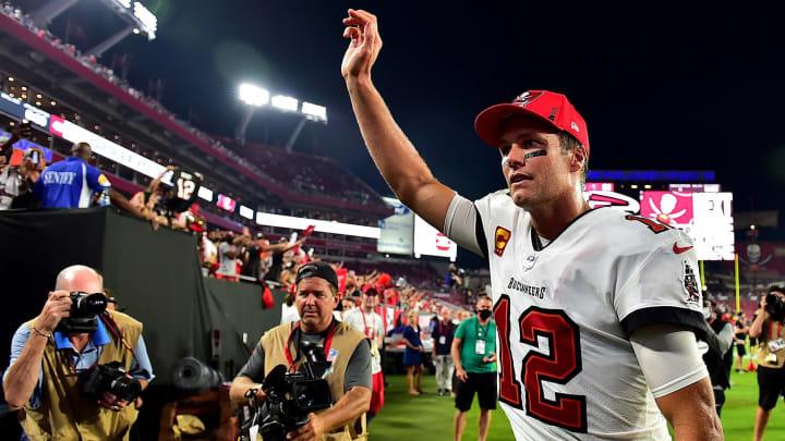 Tom Brady Tampa Bay NFL