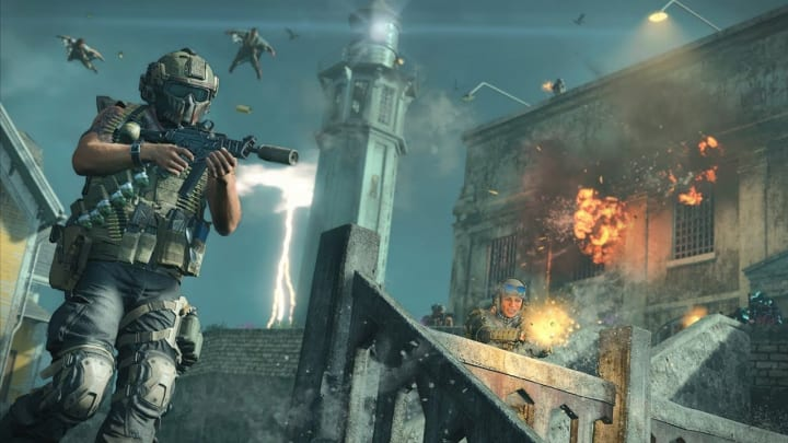 Alcatraz may return in Warzone, according to some Call of Duty data miners.