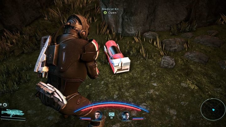 Mass Effect Legendary Edition Medi-gel, medical kit