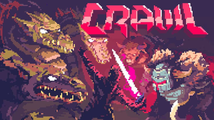 Crawl is certainly one of the best couch co-op games available.