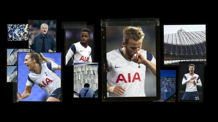 Tottenham have revealed their new home & away kits
