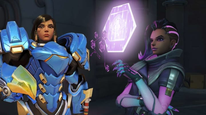 Pharah and Sombra can go behind enemy lines.