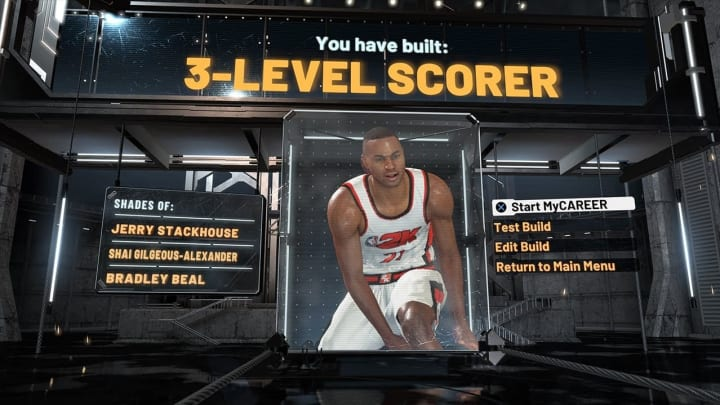 How to Change Your Name in NBA 2K22
