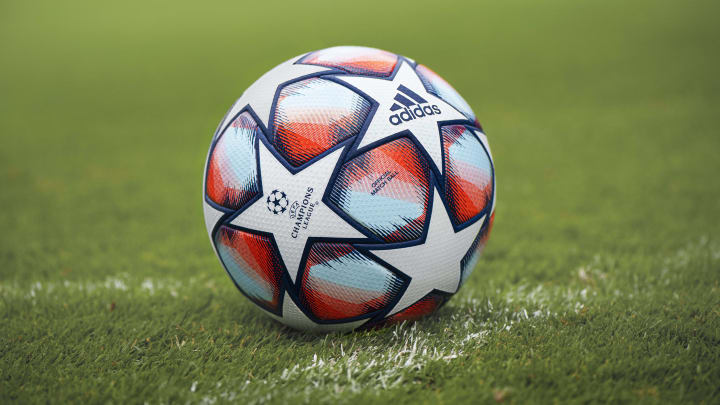 adidas have revealed the new Champions League ball