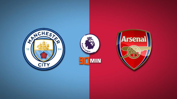 Manchester City vs Arsenal แมนเชสเตอร์ ซิตี้ พบ อาร์เซนอล