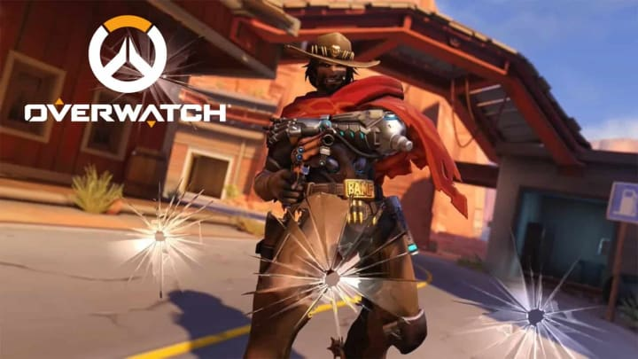 McCree can use a new tech to super jump