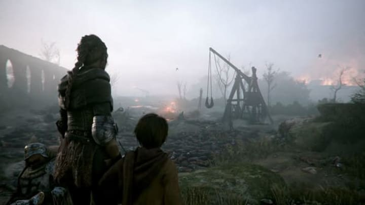 A Plague Tale: Innocence is one of the rumored games for PS Plus members this July.