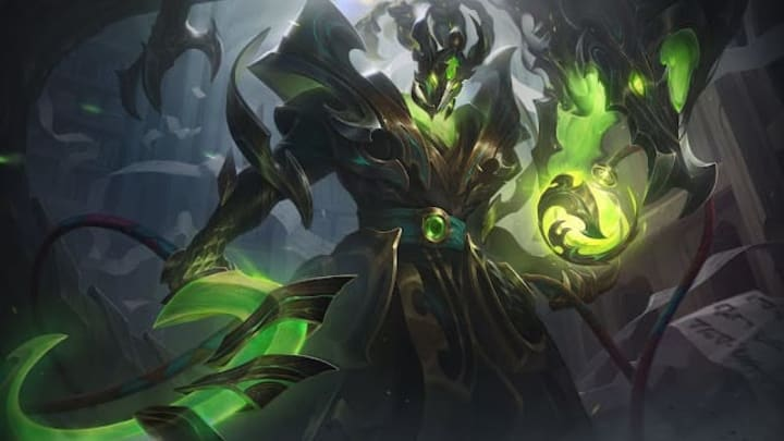 """""""Dragonmancers have been spotted on the #PBE!"""""""