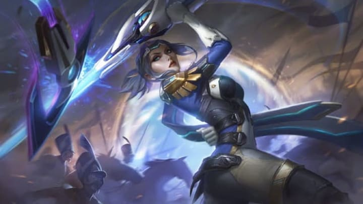 Fiora joins the Pulsefire skin line in League of Legends.