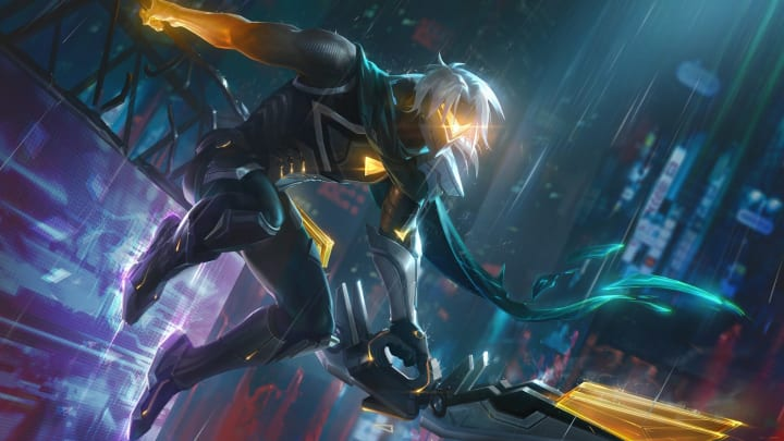 PROJECT Varus is one of six new PROJECT skins coming in League of Legends Patch 11.11.