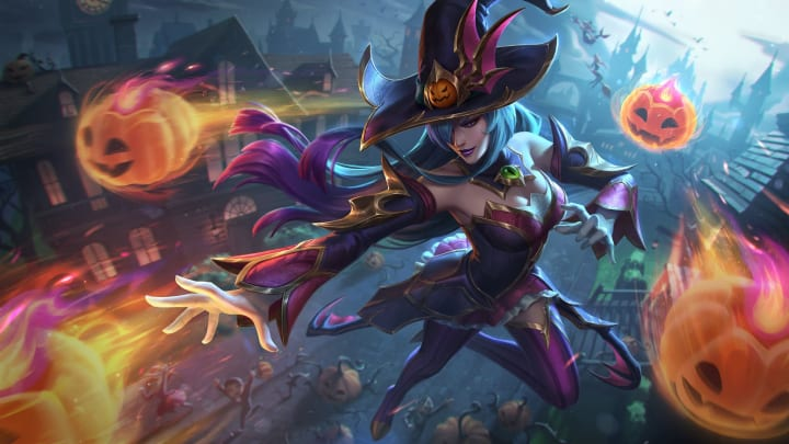 Bewitching Syndra likely arrives in Patch 11.20.