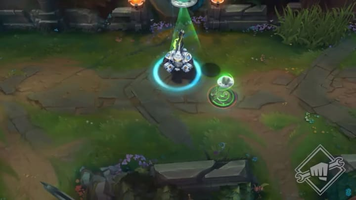 Astronaut Bard is coming to League of Legends.