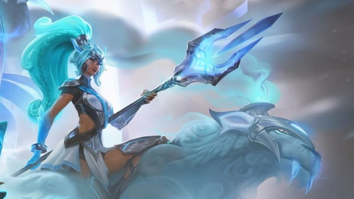 DWG Nidalee is one of five skins in the esports-inspired line.
