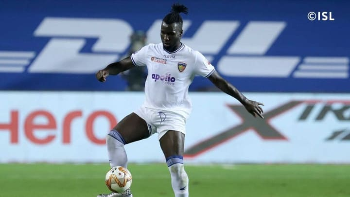 Esmael Goncalves came up with an assist and goal for Chennaiyin FC
