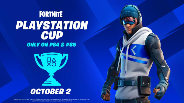Fortnite fans have the opportunity to take home a slice of a $110,000 cash prize pool in the new PlayStation Cup competition.