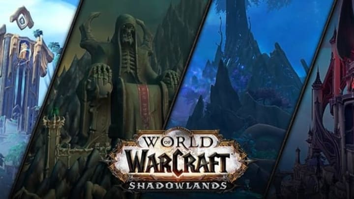 WoW Shadowlands' Valor system can be explained quite simply.