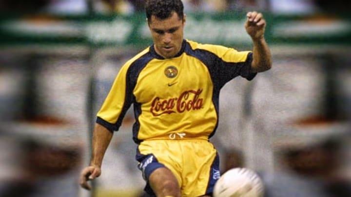 Rodrigo Lara cierra el Top 10 de los jugadores con más partidos en torneos cortos del América.