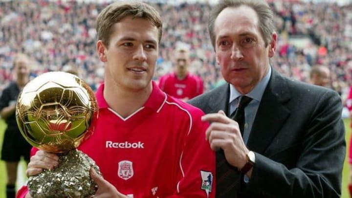 Owen, Ballon d'Or 2001