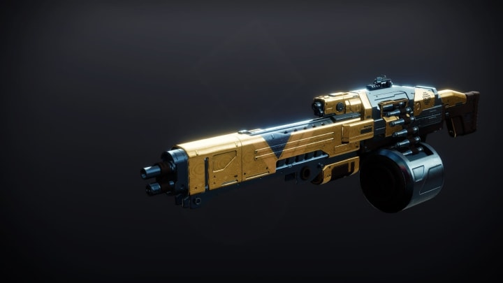 The Swarm is one of few weapons where the Adept Big Ones Spec will be worth it
