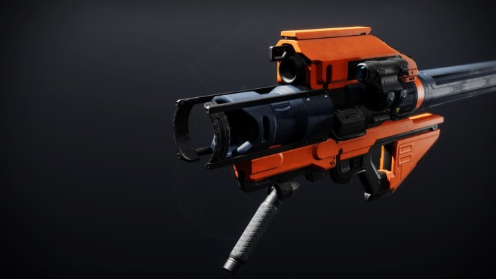The new Vanguard rocket launcher is the biggest beneficiary of the new buff.