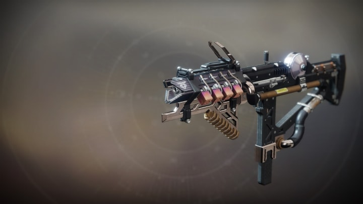 Fan favorite guns like the Ikelos SMG will stay relevant in the game.