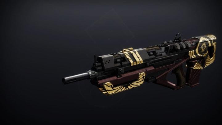 It may be a Trials of Osiris gun, but man is it worth it.