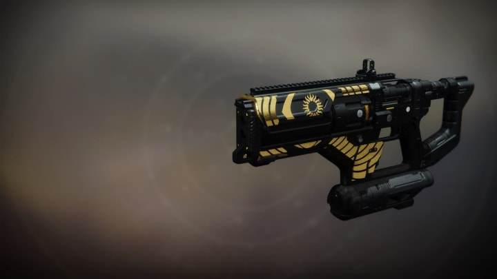 Players skilled enough to get 7 wins will earn the Fusion Rifle Exile's Curse
