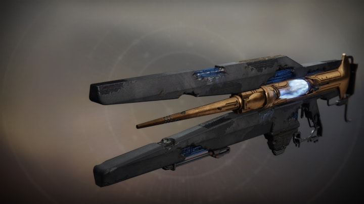 Divinity is the hardest to obtain, but also the best of the Trace Rifles