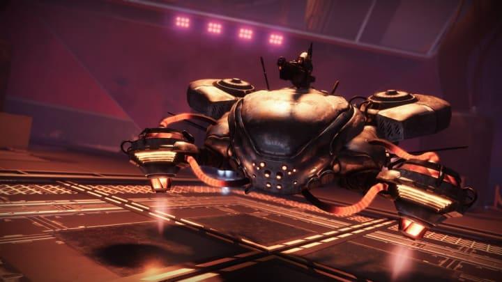 This week's Nightfall: Ordeal is the Fallen S.A.B.E.R. strike