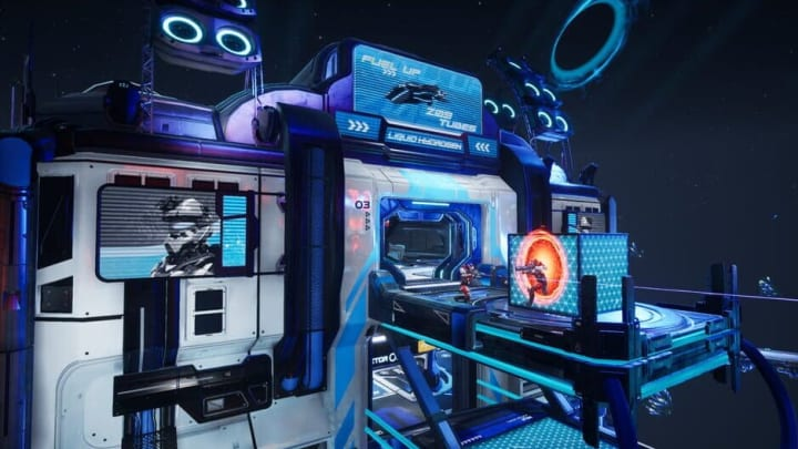 Do players need to purchase a subscription to Xbox Live in order to access a free-to-play game like Splitgate?