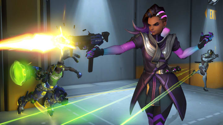 Most of Sombra's kit has returned to what it once was, with Hack's activation time increasing for example.