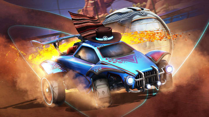 Rocket League Season came with a rank reset. Players will have to start their grind to the top anew.