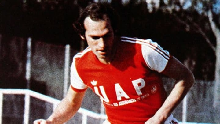 Bianchi es muy recordado en el fútbol francés