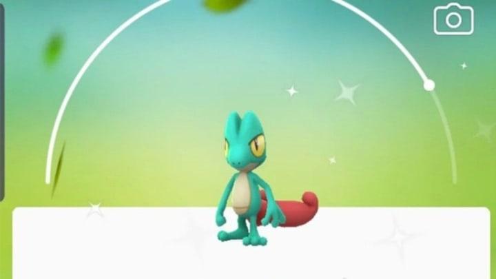 How to Catch Treecko in Pokemon GO