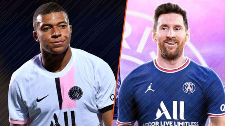 Mbappe soll zusammen mit Messi stürmen