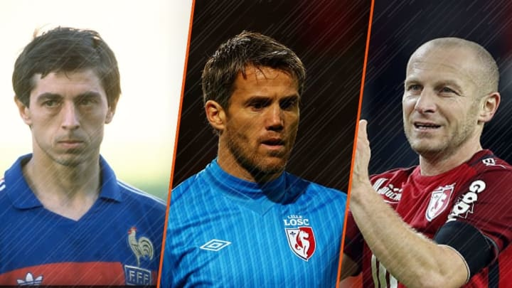 Landreau avec ses 618 matchs de Ligue 1 est le joueur qui a joué le plus de matchs dans le championnat français.