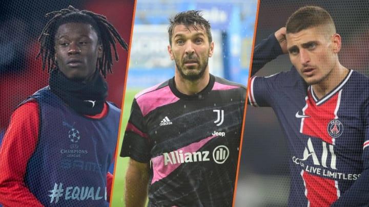 Camavinga dans le viseur des grands clubs, Buffon de retour en France ? Verratti ciblé par Tuchel.