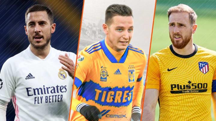 Eden Hazard, Florian Thavin et Jan Oblak au cœur de l'actualité mercato.